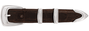 "Greg Jensen Billow 1"" Buckle Set"