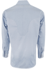 Stubbs Men's Solid Color Shirt - Light Blue - Back