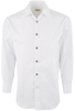 Stubbs Men's Solid Color Shirt - White - Front