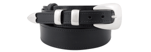 Plain Ranger Belt - Black