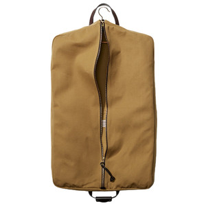 Filson Suit Cover - Dark Tan - Front