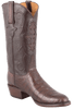 Lucchese Men's Sienna Ultra Caiman Crocodile Boots - Round Toe - Hero