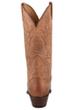Lucchese Women's Tan Mad Dog Boots - Back