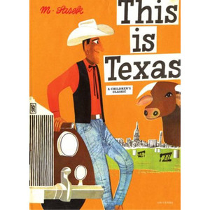 "Children's Book ""This is Texas"""