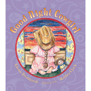 "Children's Book ""Good Night Cowgirl"""