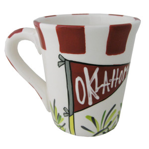 University - University of Oklahoma Mug - Front