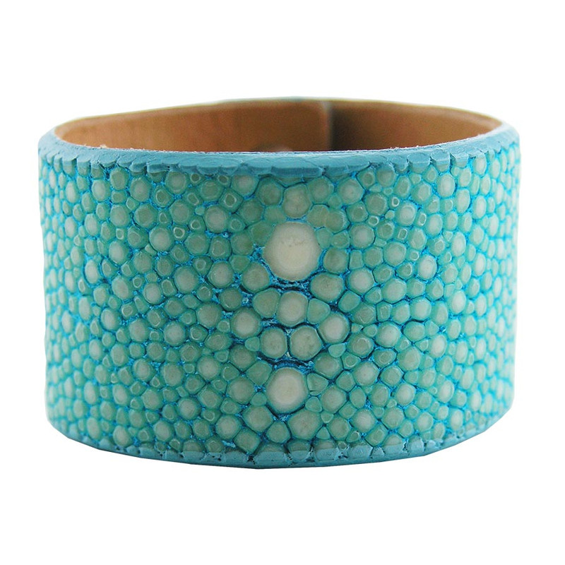 Pinto Ranch Stingray Wrap Cuff - Front