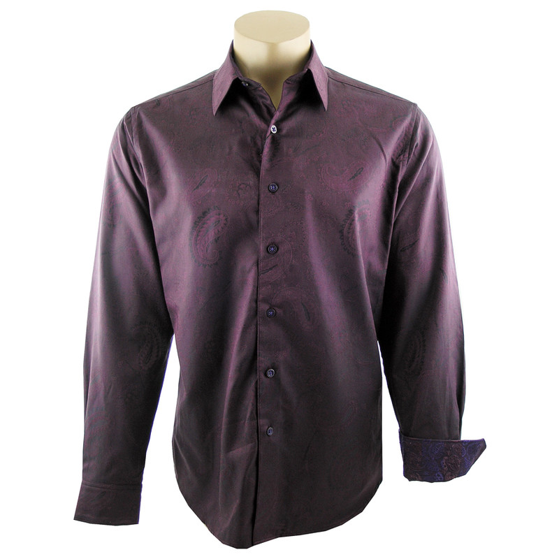 Robert Graham Brodeaux Pyramid Shirt