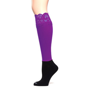 Bootights Lacie Lace Darby - Purple