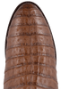 Benchmark by Old Gringo Men's Caramel Belly Caiman Cody Roper Boots - Toe