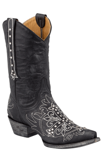 Old Gringo Women's Black Milagros Boots