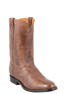 Benchmark by Old Gringo Men's Burnished Brown Calf Indiana Roper Boots