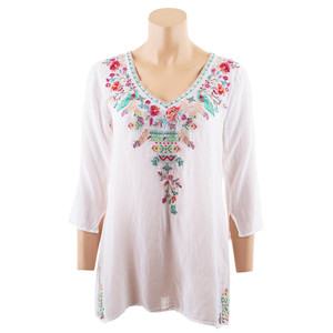 "Top - ""Priscilla"" Blouse"