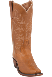 Rios of Mercedes Women's Vintage Brown Goat Boots - Hero
