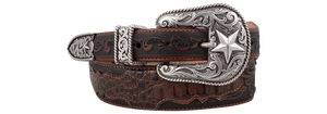 Beaumont Belt - Brown