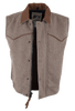 Schaefer Outfitters Competitor Wool Vest - Taupe - Hero