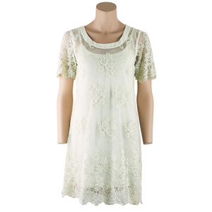Gretty Zueger Kali Lace Dress