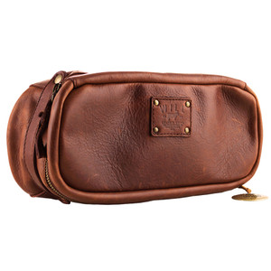 Will Leather Goods Desmond Leather Travel Kit  - Hero