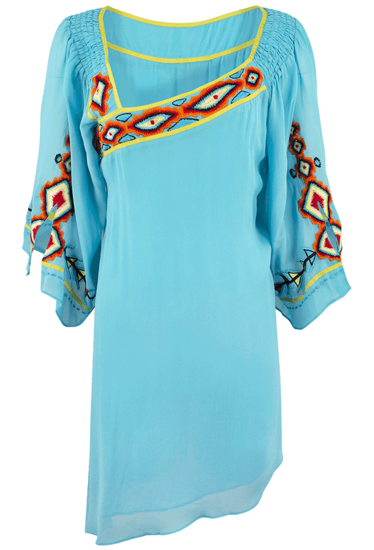 Vintage Collection Tribal Tunic - Front
