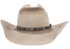 Greeley Hat Works 20X Ranch Worn Fort Worth Hat - Front