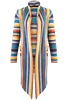 Double D Ranch Sausalito Serape Cardigan - Front