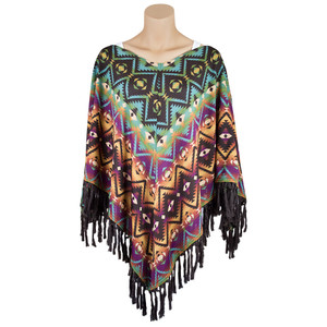 Double D Ranch Chicora Blanket Poncho