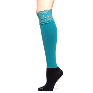 Bootights Lacie Lace Darby - Turquoise