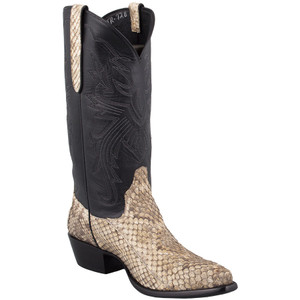 Stallion Men's Rattlesnake Boots