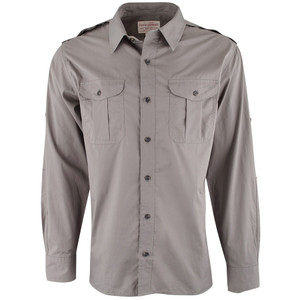 Filson Expedition Shirt - Olive - Front
