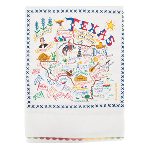 Dish Towel - CatStudio Texas