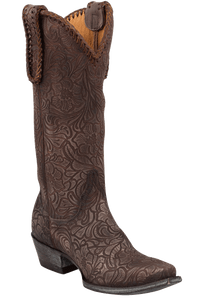Old Gringo Women's Chocolate Cassidy Boots