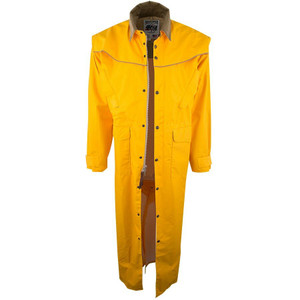 Schaefer Outfitters Stockman Slicker - Yellow - Front