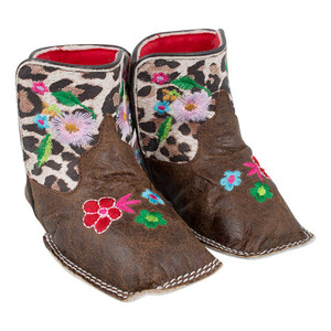 Infant - Macie Bean Smokey and the Bandit Infant Booties