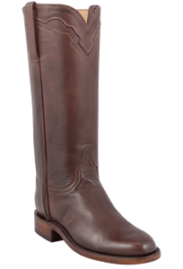 Lucchese Women's Whiskey Baby Buffalo Roper Boots - Hero