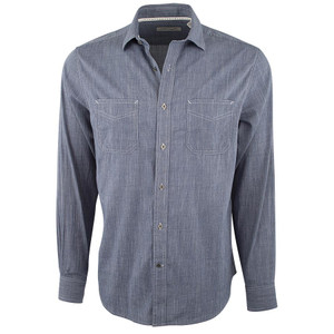 James Campbell Kabud 2-Pocket Shirt - Front