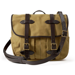 Filson Medium Field Bag - Tan - Front