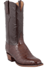 Lucchese Men's Sienna Ultra Caiman Crocodile Boots - French Toe - Hero