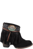 Freebird by Steven Black Chief Fringe Boots - Side