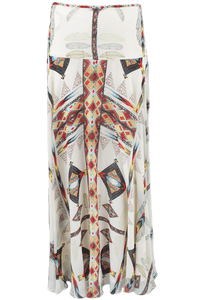 Vintage Collection Angel Wing Long Skirt - Front
