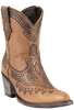 Old Gringo Women's Yellow Killer Boots - Hero