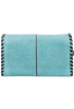 Sydney Love Laced Clutch - Turquoise - Back