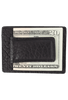 Bison Sport Clip Card Case - Black - Back