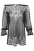 Roja Seneca Tunic - Alternate