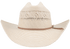 Stetson 10X River Oaks Straw Hat - Front