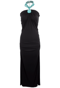 Sky Sirri Maxi Dress - Front