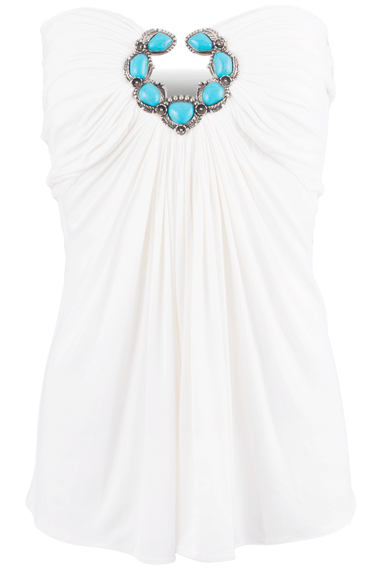 Sky Annorya Top - Front