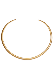 Christina Greene Gold Collar Necklace