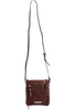 American West Moon Dancer Crossbody Bag - Chocolate - Back
