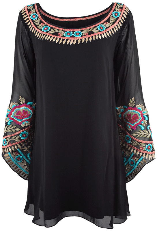 Vintage Collection Gretta Tunic - Front