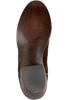 Lucchese Men's Chocolate Hippo Boots - Bottom